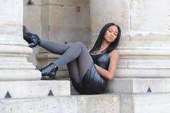 Young métis woman Royalty Free Stock Image