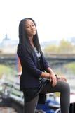 Young métis woman Royalty Free Stock Photo