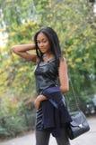 Young métis woman Royalty Free Stock Photography