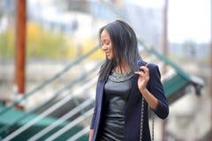 Young métis woman Stock Images
