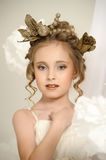 Young magic fairy Royalty Free Stock Photography