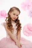 Young magic fairy Stock Photo