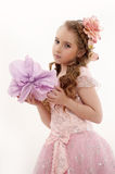 Young magic fairy Royalty Free Stock Photo
