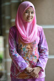 Young Malay Woman Stock Images