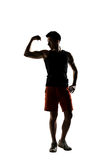 Young male athlete Stock Photos