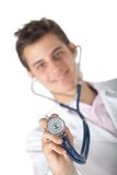 Young male doctor Royalty Free Stock Photos