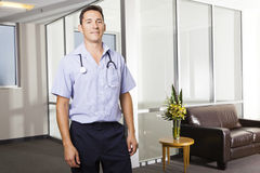 Young Male Doctor Royalty Free Stock Photography