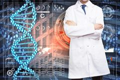 Medicine and innovation Stock Photography