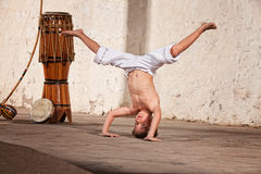 Young Male Martial Artist Royalty Free Stock Photos