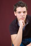 Young male model Stock Image