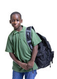 Young Male Student. Education is the key you our youth's future. Educate, childhood, youth, success Stock Images