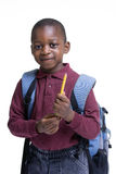 Young Male Student. Education is the key you our youth's future. Educate, childhood, youth, success Stock Photo