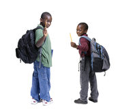 Young Male Student. Education is the key you our youth's future. Educate, childhood, youth, success Stock Photos