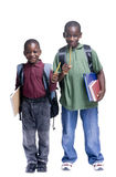 Young Male Students Royalty Free Stock Photography