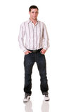 Young man. royalty free stock photo
