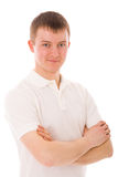 Young man Royalty Free Stock Images