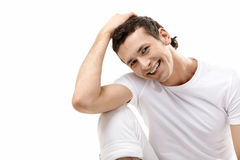 The young man Royalty Free Stock Photo