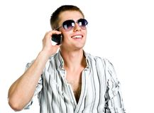 Young man Stock Images