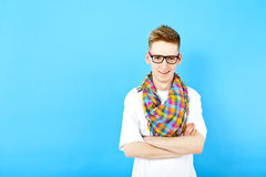 Young man Royalty Free Stock Photos
