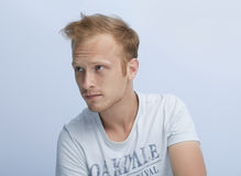Young Man. Royalty Free Stock Images
