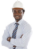 Young man architect Royalty Free Stock Photo