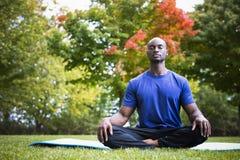 Free Young Man Exercising Yoga Stock Photo - 78349390