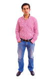 Young Man Full Body Royalty Free Stock Photography