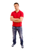 Young man full body Stock Photo