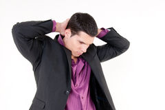 Young man Stock Photography