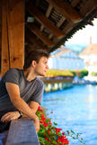 Young man portrait Royalty Free Stock Image