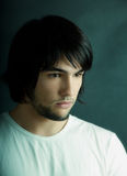 Young Man Portrait Royalty Free Stock Photography