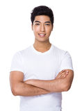 Young Man portrait Stock Photography