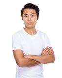 Young man portrait Stock Photos