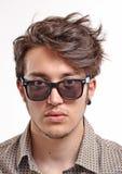 Young man portrait. Stock Photo