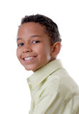 Young Man Smiling Royalty Free Stock Image