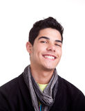 Young Man Smiling Royalty Free Stock Photo