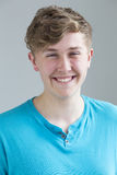 Young man smiling for camera Royalty Free Stock Photo