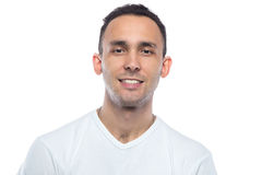 Young man smiling, veneers Royalty Free Stock Photo