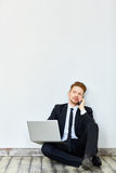 Young Man Starting New Business Royalty Free Stock Photo