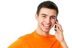 A young man Stock Photography