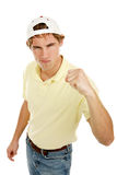 Young Man Tough Guy Royalty Free Stock Image