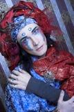 Young man turban Royalty Free Stock Image