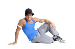 Young man urban style Royalty Free Stock Photography