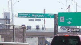 Young Man Walks Toward Border