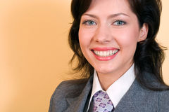 Young manager Royalty Free Stock Images