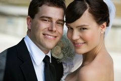Young Married Couple Stock Photography