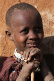 A young Masai Stock Image