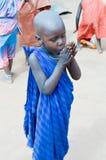 Young Massais Stock Photos
