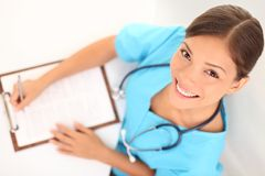 Young medical doctor Royalty Free Stock Image