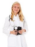 Young medical professional Royalty Free Stock Images